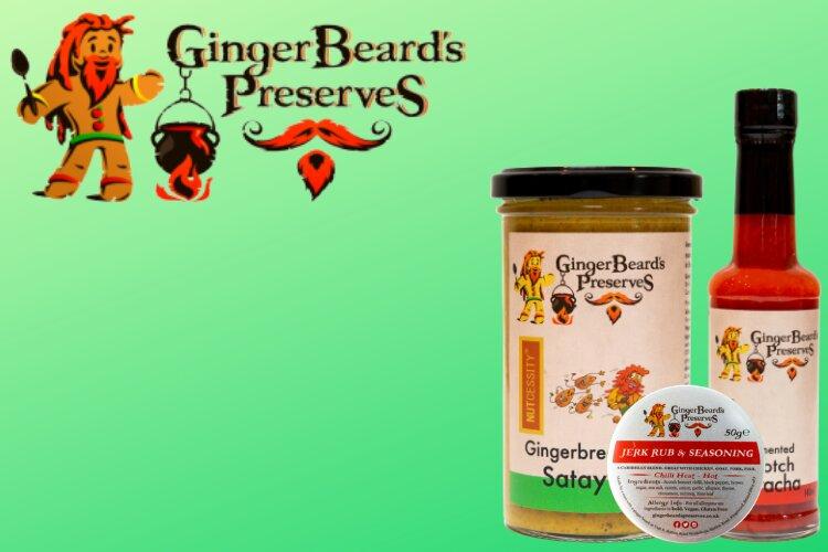 GingerBeard's Preserves