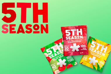 5th Season Fruit Snacks